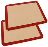 Zehui Silicone Baking Mat for Half-Size Cookie Sheet, Non Stick Cooking Sheets, Professional Grade, 15.7 x 11.8 inch