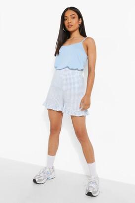 boohoo Petite Swing Camisole
