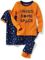 "Old Navy ""I Need Some Space"" 3-Piece Sleep Set for Toddler & Baby"