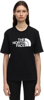 The North Face Logo Print Easy Cotton T-shirt