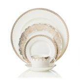 Waterford Lismore Lace Platinum 5-Piece Place Setting