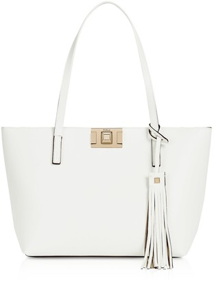 Furla Genuine Leather Mimi M Tote
