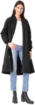 Army By Yves Salomon Fur Lined Jacket