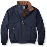 L.L. Bean Warm-Up Jacket, Flannel Lined