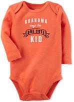 Carter's Grandma Says I'm Cute Cotton Bodysuit, Baby Boys (0-24 months)