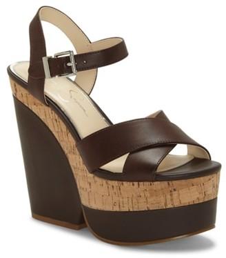 Jessica Simpson Jirie Wedge Sandal