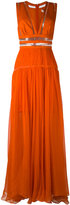 Maria Lucia Hohan 'Tiger' dress - women - Silk/Nylon/Spandex/Elastane - 36