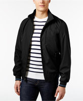 Perry Ellis Men's Three-Pocket Zip-Front Lightweight Jacket