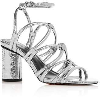 Rebecca Minkoff Women's Apolline Strappy High-Heel Sandals