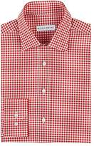 Etro Men's Gingham Cotton Shirt