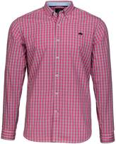 Men's Raging Bull Big and Tall Small Check Shirt