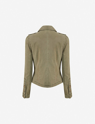 Paige Pacey woven jacket
