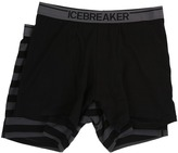Icebreaker Anatomica Boxers w/ Fly 2-Pack