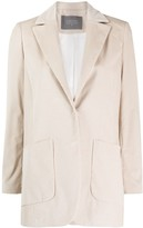 Lorena Antoniazzi corduroy blazer