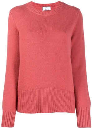 Allude Oversized Cashmere Jumper