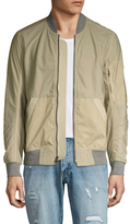 Wings + Horns Wrapped Bomber Jacket