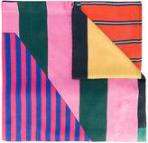Pierre Louis Mascia Pierre-Louis Mascia contrast scarf