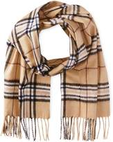 Phenix Cashmere Men's Tartan Plaid Scarf