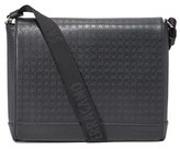 Salvatore Ferragamo Gamma Leather Messenger Bag