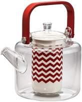 Bonjour Chevron Reverie Teapot