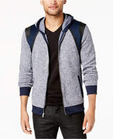 INC International Concepts I.N.C. Men's Colorblocked Hoodie, Created for Macy's