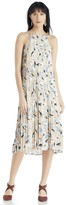 Sole Society Printed Halter Dress