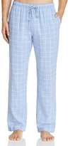 Naked Double Cloth Gauze Check Lounge Pants