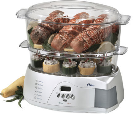 Oster Classic Digital Food Steamer