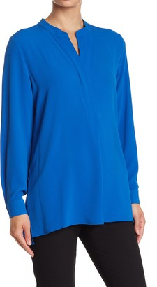 Vince Camuto Long Sleeve Tunic Top