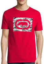 Ecko Unlimited Unltd. Short-Sleeve Camo Calling Tee