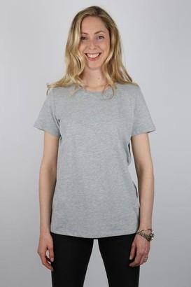 ONE Woman - Grey T Shirt - S - Grey