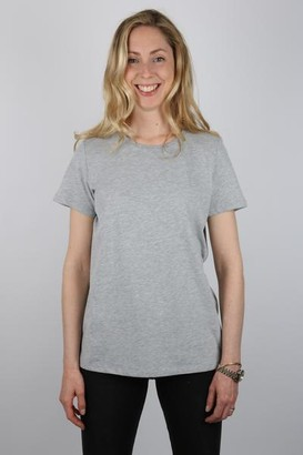 One Woman ONE Woman - Grey T Shirt - S - Grey