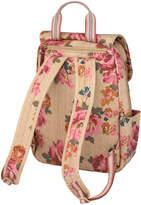 Cath Kidston Somerset Rose Buckle Backpack