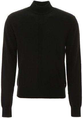 Études Mock Neck Knit