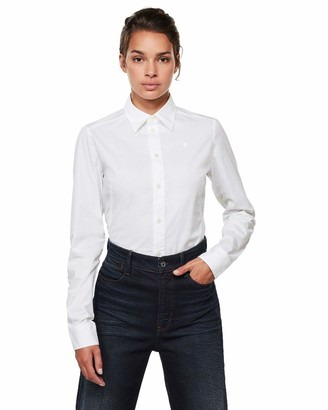 G Star Women's Kick Back Slim Shirt