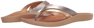 OluKai Kaekae (Tapa/Tapa) Women's Sandals