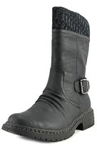 Wanted B52 Round Toe Leather Boot.