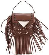 Sara Battaglia CUTIE Across body bag brown
