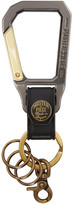 Master-piece Co Black Carabiner Keychain
