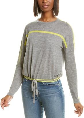 Autumn Cashmere Drawstring Cashmere Sweater