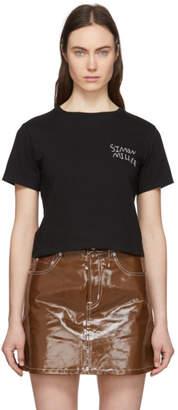 Simon Miller Black Rondo Baby T-Shirt