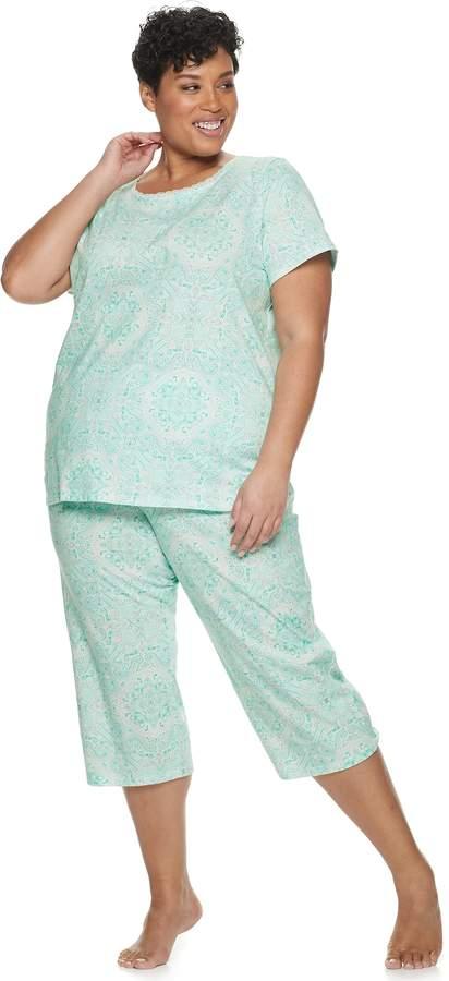 60c5df4a3418b Croft And Barrow Pajamas - ShopStyle