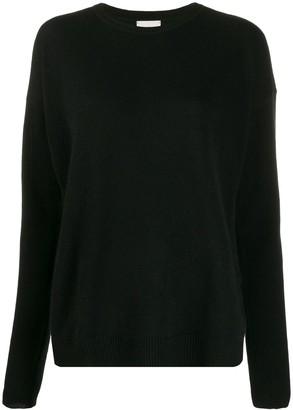 Le Kasha Crete relaxed-fit cashmere jumper