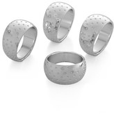 Nambe 'Dazzle' Napkin Rings
