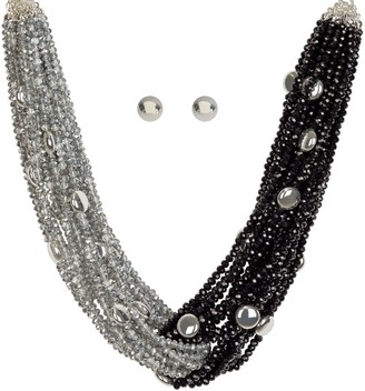 Linea by Louis Dell'Olio Beaded Necklace Set