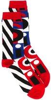 Henrik Vibskov 'Open Minded' socks