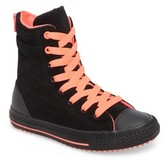 Converse Boy's Chuck Taylor All Star Hi Rise Boot Sneaker