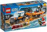 Lego City 4x4 Response Unit 60165