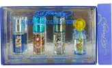 Christian Audigier Mini Set (Ed Hardy Love and Luck, Ed Hardy Hearts Daggers, Born Wild and Ed Hardy Villain)