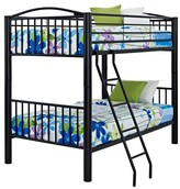 Powell Company Kids Bunk Bed Metal/Black